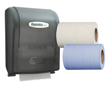 Paper Towels and Toilet Paper