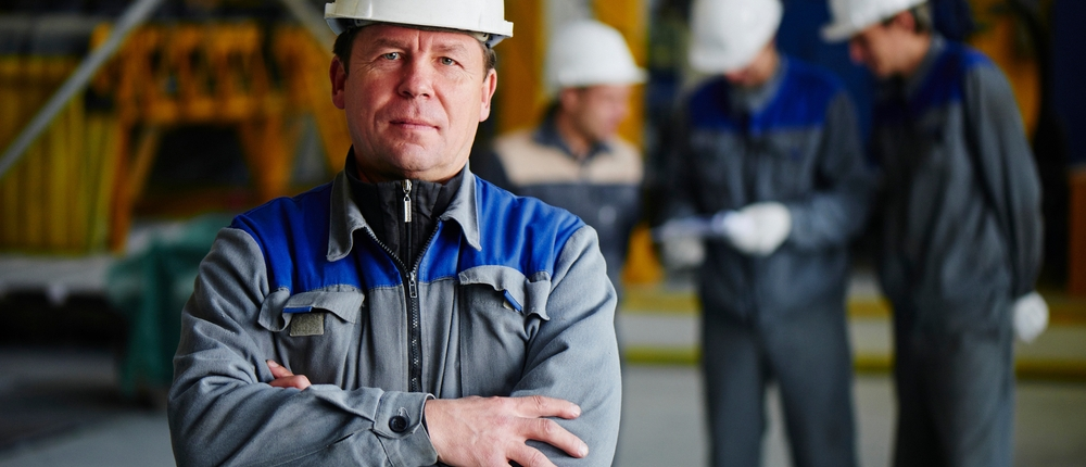 industrial manufacturing uniforms